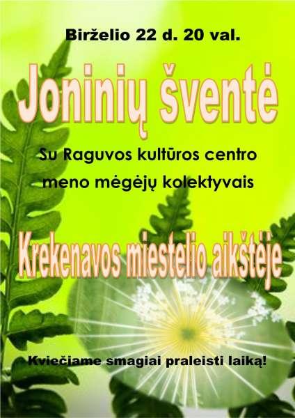 Joninių šventė